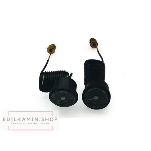 Edilkamin manométer 0-6 bar Idrofox