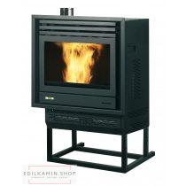 Pellbox SCF 10 kW / Pellet tüzelésű tűztérbetét