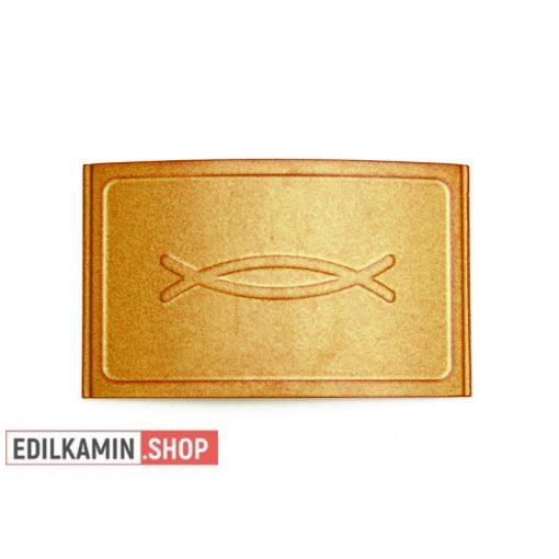 Edilkamin Idrotech Seitenverkleidung Keramic Pfirsich