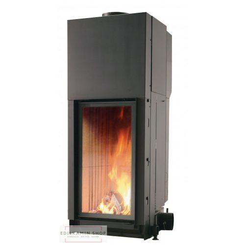 Edilkamin tűztérbetét Cristal 45 N természetes légáramlás 15kW