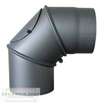 Fűstcső 200/ 90 KÖNYÖK 2mm(BERT)