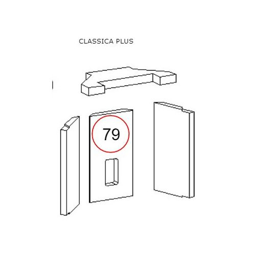 Edilkamin Classica Plus / ZARA PL-SERIE SCAMOLEX