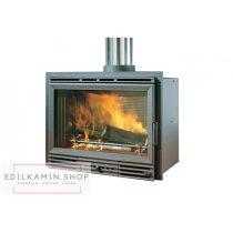 Edilkamin tűztérbetét Ecostar V ventillátoros rásegítés 13kW