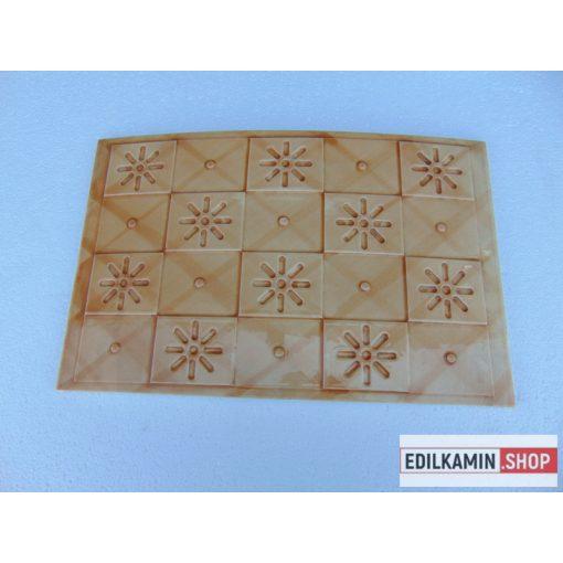 Edilkamin kerámialap beige 470x300 Calidra