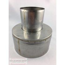 Pelletfüstcső szűkítő 80/180